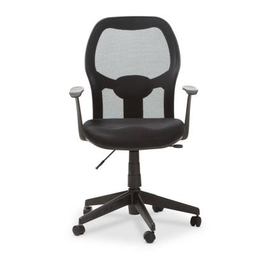 Kurber Black Office Chair