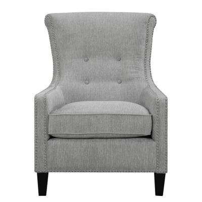 Roger Mercury Accent Chair