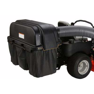Powered Bagger for Max Zoom Zero-Turn Riding Mowers