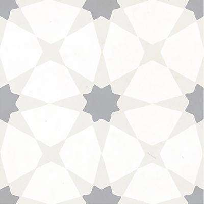 Zoudia 8 in. x 8 in. Glazed Porcelain Floor and Wall Tile (5.33 sq. ft. / case)