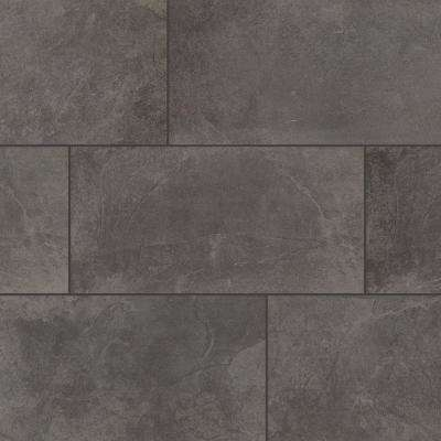 Cascade Ridge Slate 12 in. x 24 in. Ceramic Floor and Wall Tile (256.41 sq. ft. / pallet)