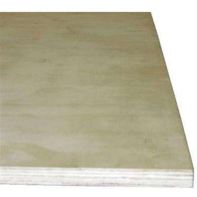 Birch Plywood (Common: 1/4 in. x 2 ft. x 4 ft.; Actual: 0.195 in. x 23.75 in. x 47.75 in.)