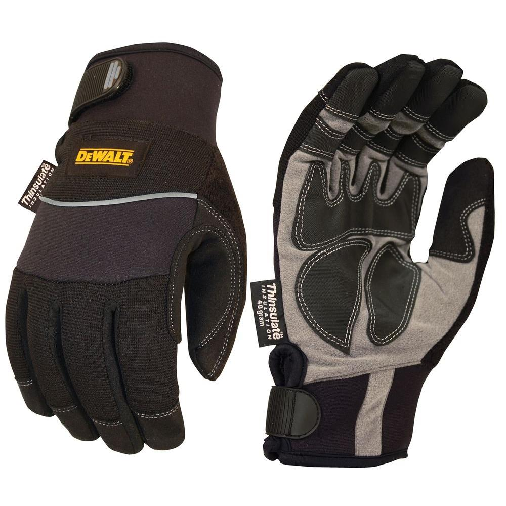DEWALT Harsh Condition Insulated Size Extra Large Work Glove