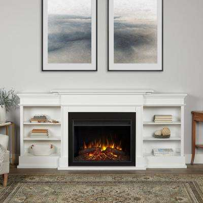 White Best Rated Fireplace Tv Stands Electric Fireplaces