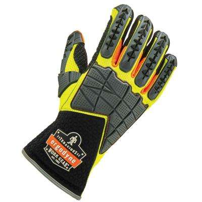 ProFlex Large Standard Dorsal Impact Reducing Gloves