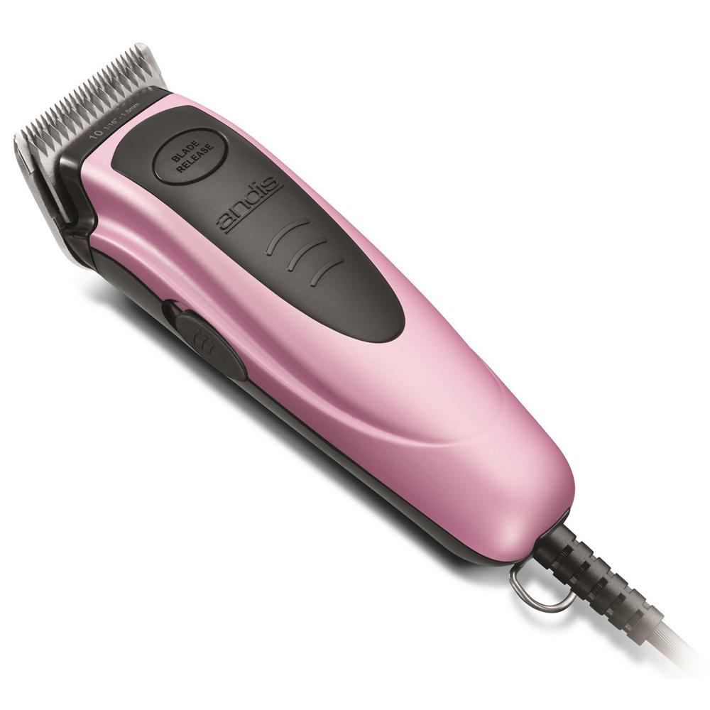 EasyClip Versa Interchangeable Blade Clipper Kit in Pink