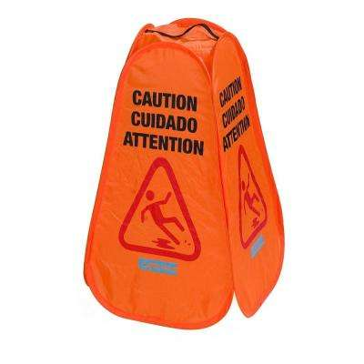 23.75 in. Folding Caution Cone (Case of 12)