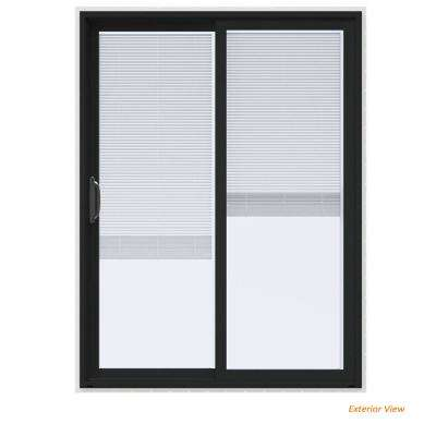 for door with doors glass blinds best panel sliding