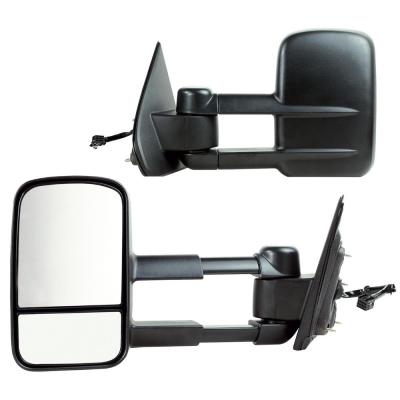 Snap Zap Clip On Towing Mirror Set For 2014 2018 Chevrolet
