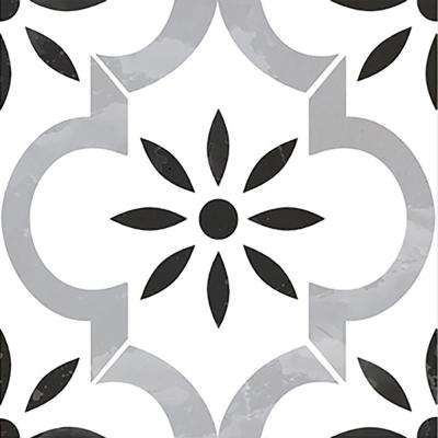 Azila 8 in. x 8 in. Glazed Porcelain Floor and Wall Tile (5.16 sq. ft. / case)