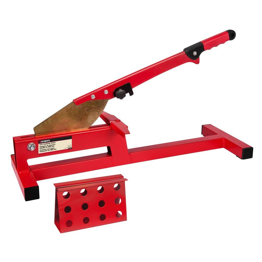 Laminate Cutter For Cross Cutting Up To 8 In Wide