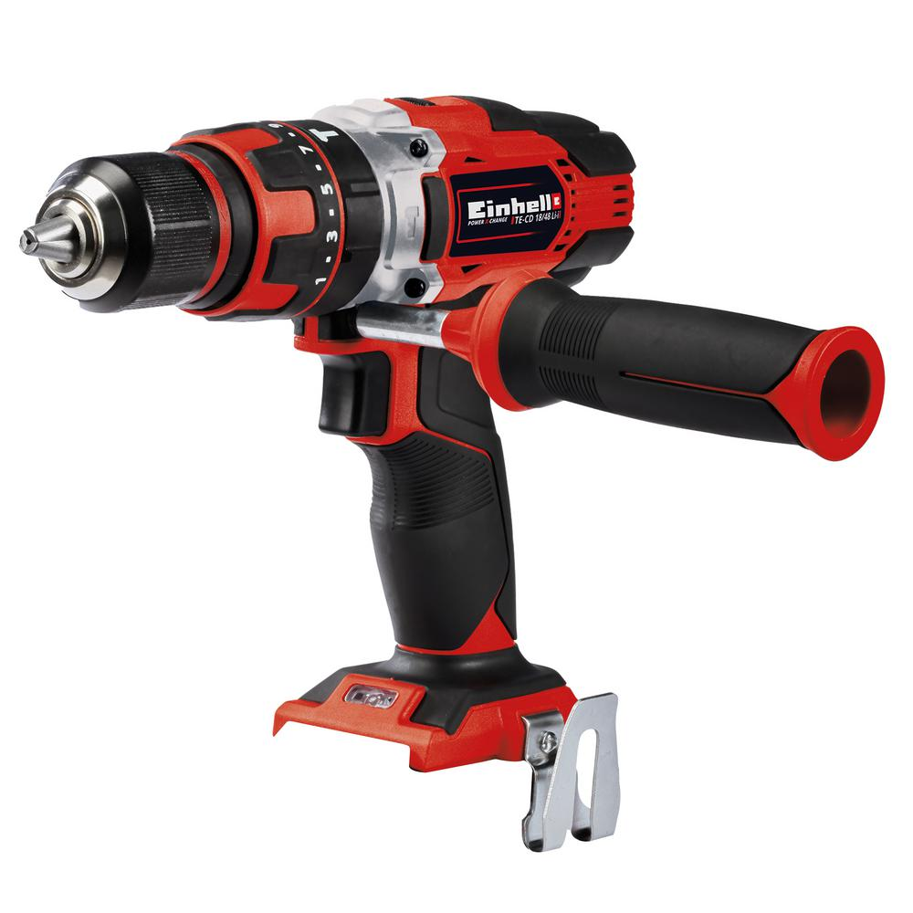 Einhell - PXC 18-Volt Cordless 1/2 in., 390 in.-lbs., MAX 1500 RPM, Impact Hammer Drill/Driver (Tool Only)