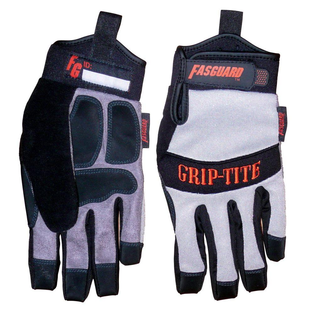 MSA Safety Works Fasguard Grip-Tite Large Multi-Task Gloves