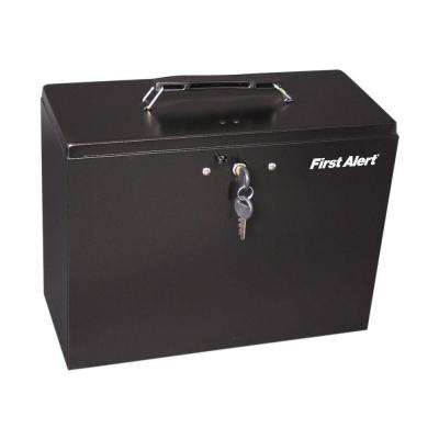 Steel Construction with Durable Powder Coat Finish File Box