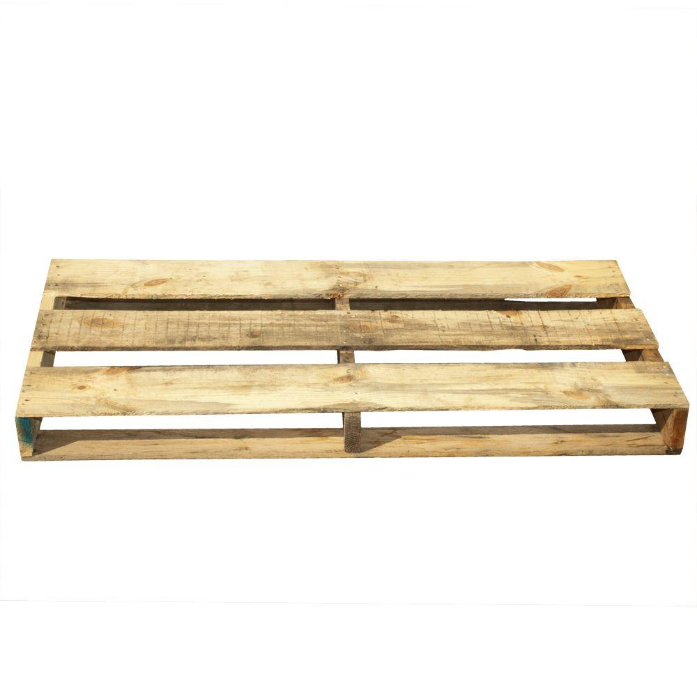 40 Outdoor Woodworking Projects For Beginners: Crates & Pallet 40 In. X 24 In. X 5 In. Reclaimed Wood