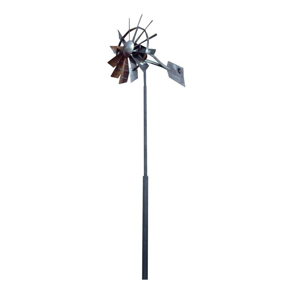 Outdoor Water Solutions 25 ft. Telescopic Windmill Aeration System