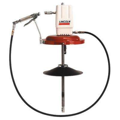 Air Operated Grease Pump for 120 lbs. Drums
