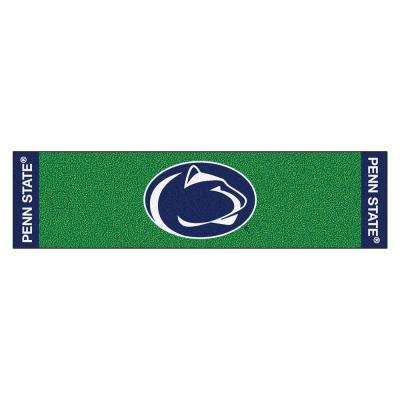 NCAA Penn State 1 ft. 6 in. x 6 ft. Indoor 1-Hole Golf Practice Putting Green