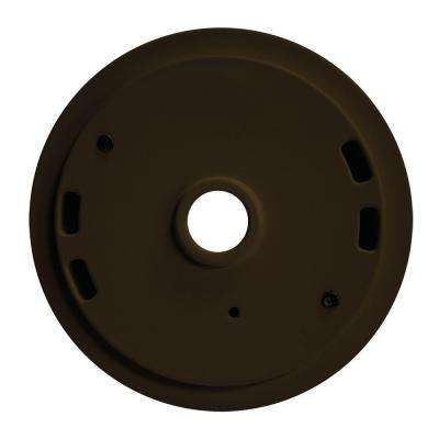 Outdoor LED Flood Adapter Plate - Bronze