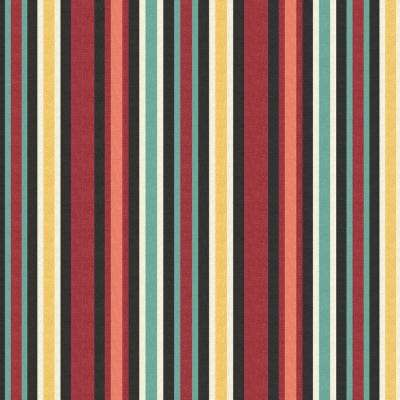Ruby Abella Stripe Outdoor Fabric by The Yard