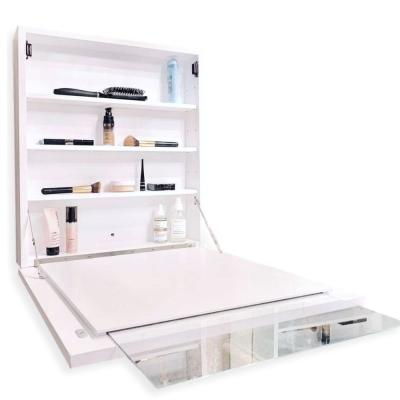 20.75 in. x 24.5 in. Surface-Mount Medicine Cabinet in White
