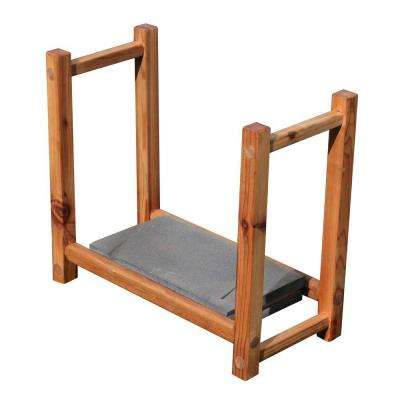 11 in. x 22 in. x 20 in. Kneeling Stool
