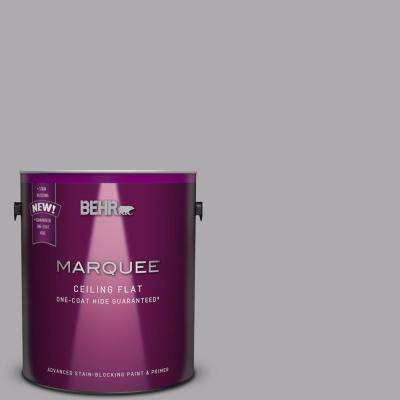 1 gal. #MQ5-04 One-Coat Hide Tinted to Classy Interior Ceiling Paint