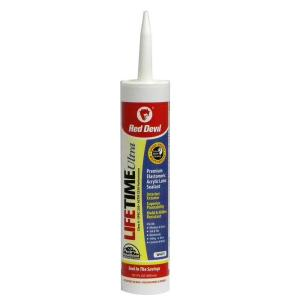 Lifetime 10.1 oz. Acrylic Latex Caulk by Lifetime