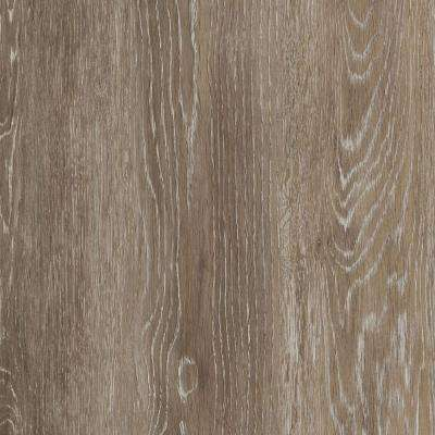 Khaki Oak 6 in. x 36 in. Luxury Vinyl Plank Flooring (24 sq. ft. / case)