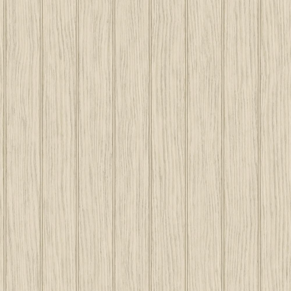 York Wallcoverings Nautical Living Bead Board Wallpaper