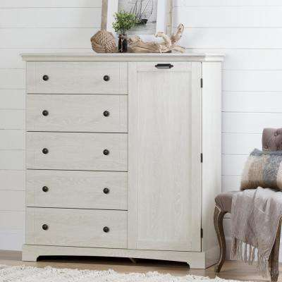 Avilla Winter Oak Armoire