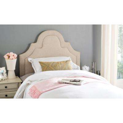Kerstin Hemp Twin Headboard