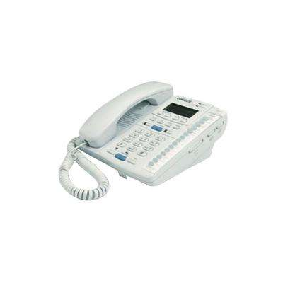 Colleague Corded Telephone with Caller ID - Frost