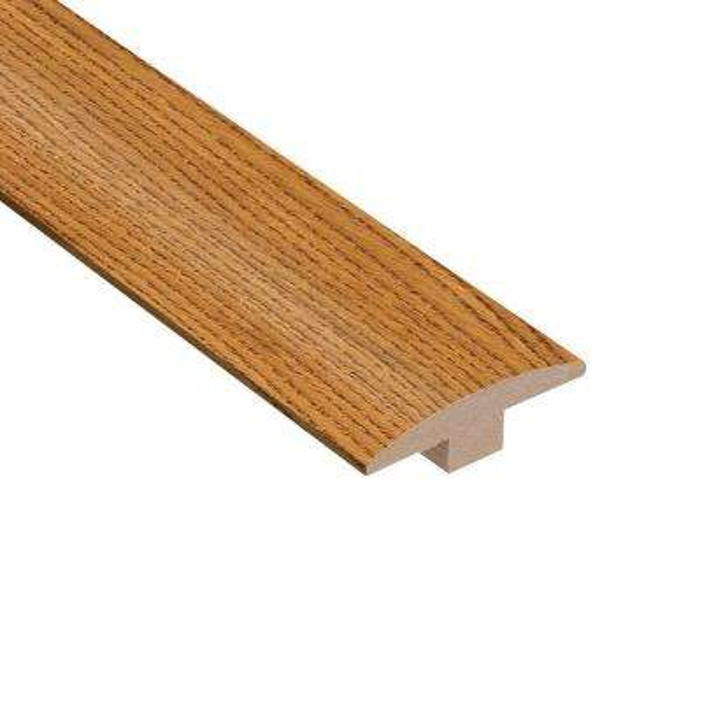 Oak Havana 3/8 in. Thick x 2 in. Wide x 78 in. Length Hardwood T-Molding