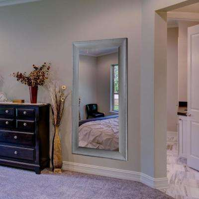 Bentley Rectangular White Vanity Mirror
