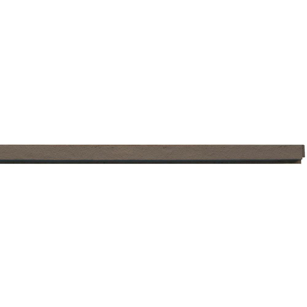Limestone Trim 01 Dark Gray 1 5 In X 48 Stone 4 Pack