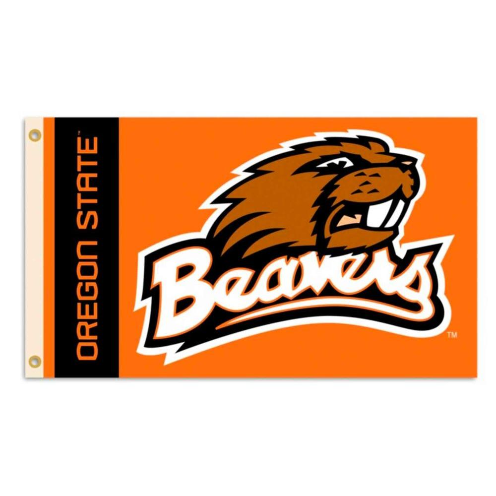 BSI Products NCAA 3 ft. x 5 ft. Oregon State Flag-DISCONTINUED