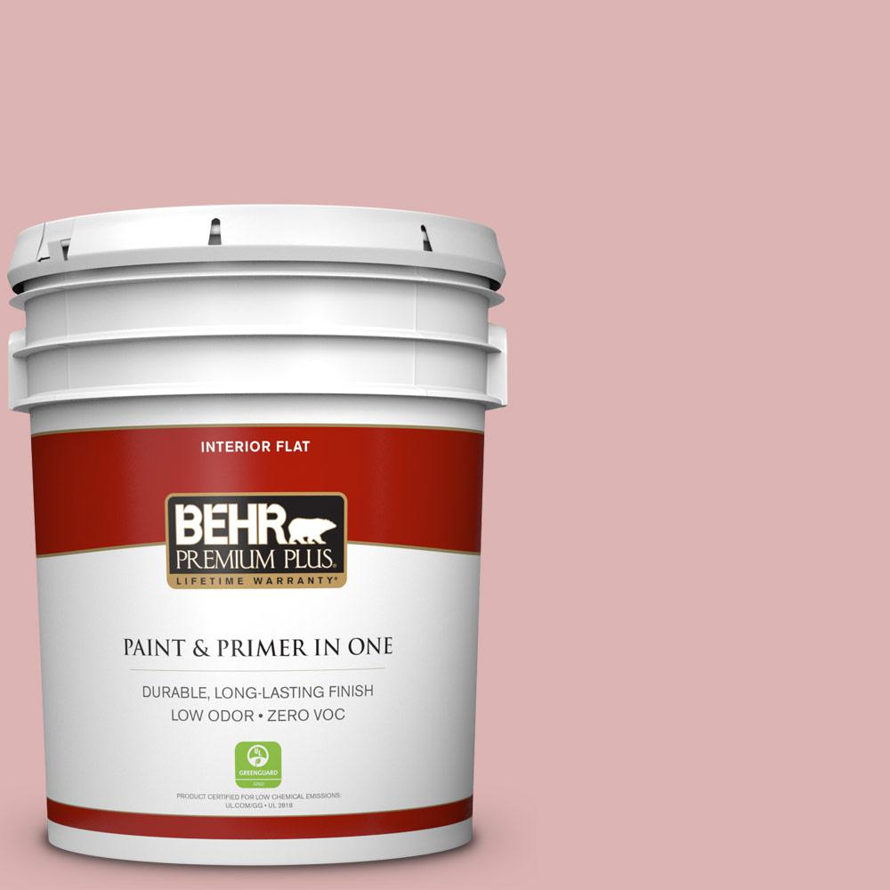 BEHR Premium Plus 5-gal. #S150-2 Tea Room Flat Interior Paint