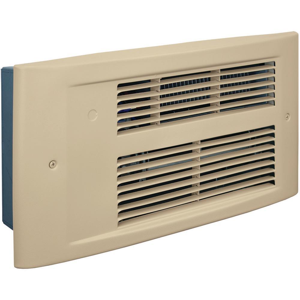 PX 120-Volt, 1500-Watt, Electric Wall Heater in Almondine