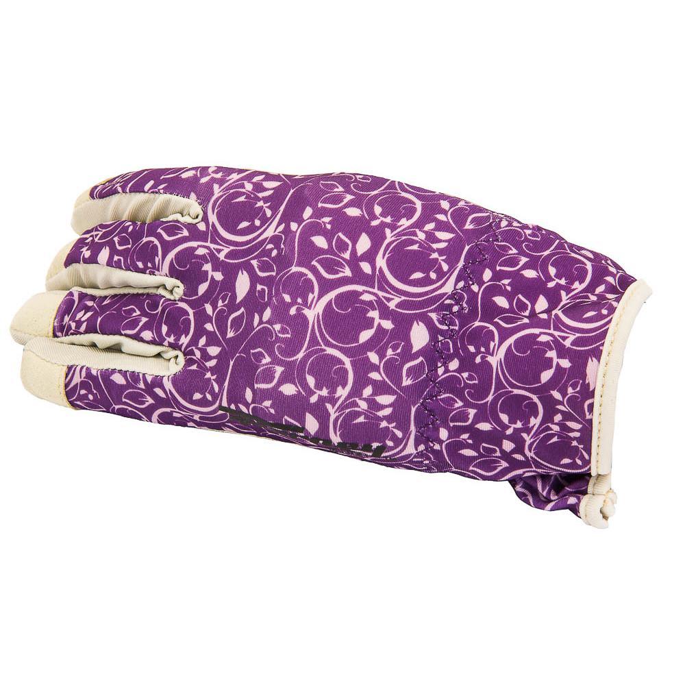 Women's M Utility Gloves, Purple