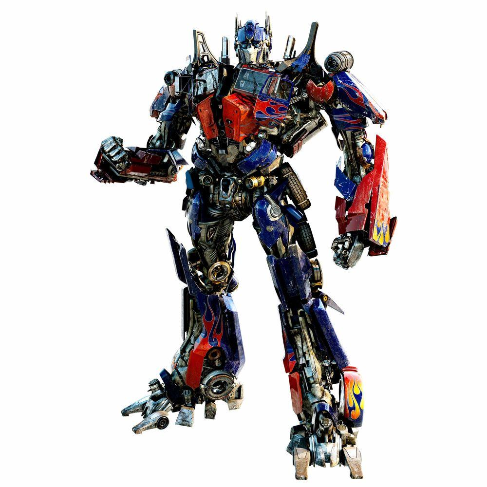 RoomMates Transformers Peel and Stick Giant Wall Decals - DISCONTINUED