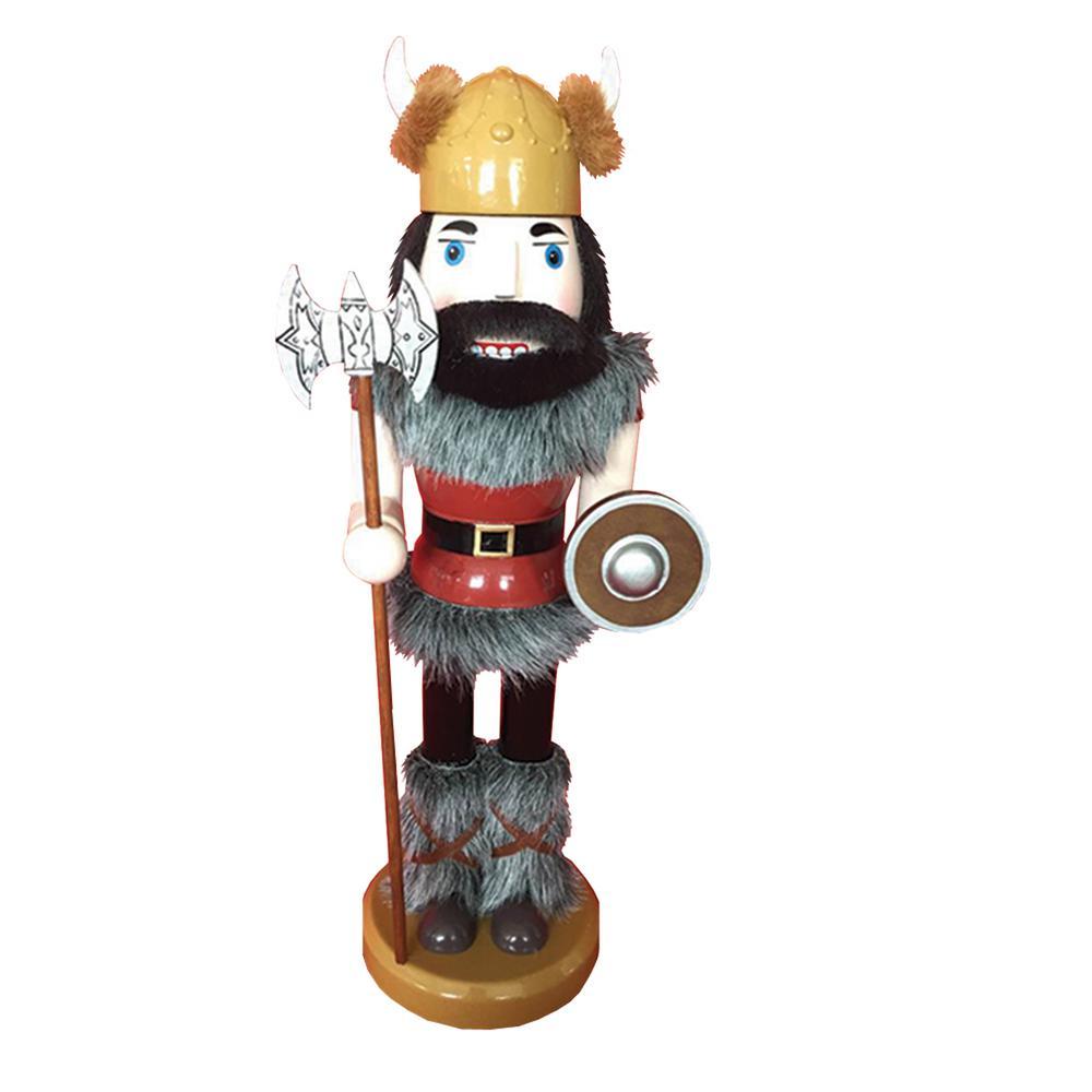 14 in. Viking Nutcracker