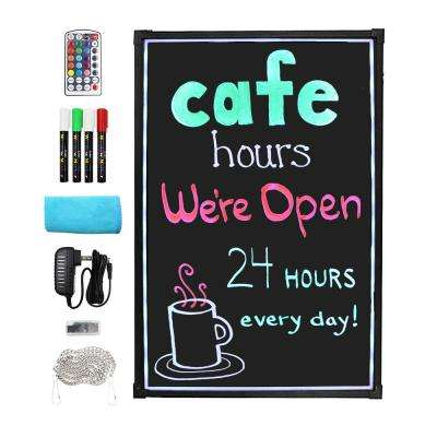 16 in. x 24 in. LED Message Board