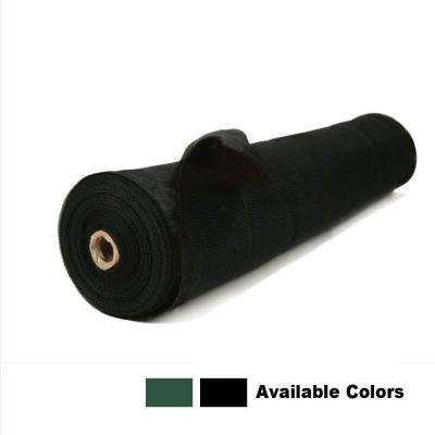 6 ft. x 150 ft. Black ValueVeil Privacy Netting
