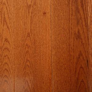 Oak Gunstock 3/4 in. Thick x 5 in. Wide x Varying Length Solid Hardwood Flooring (23.5 sq. ft. / case)