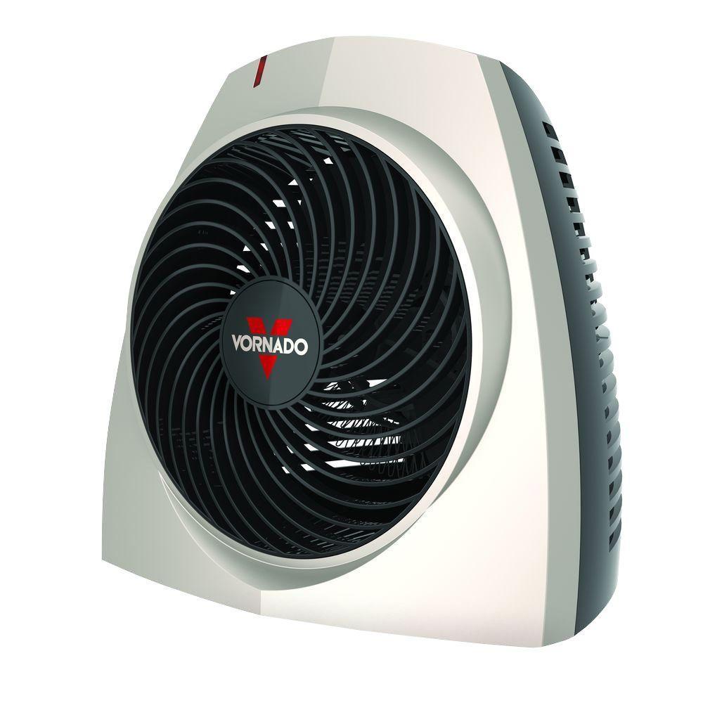 Vornado VH200 1500-Watt Vortex Whole Room Electric Portable Fan Heater