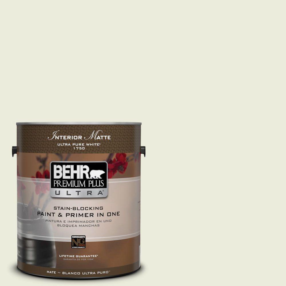 1 gal. #M350-1 Grass Root Matte Interior Paint