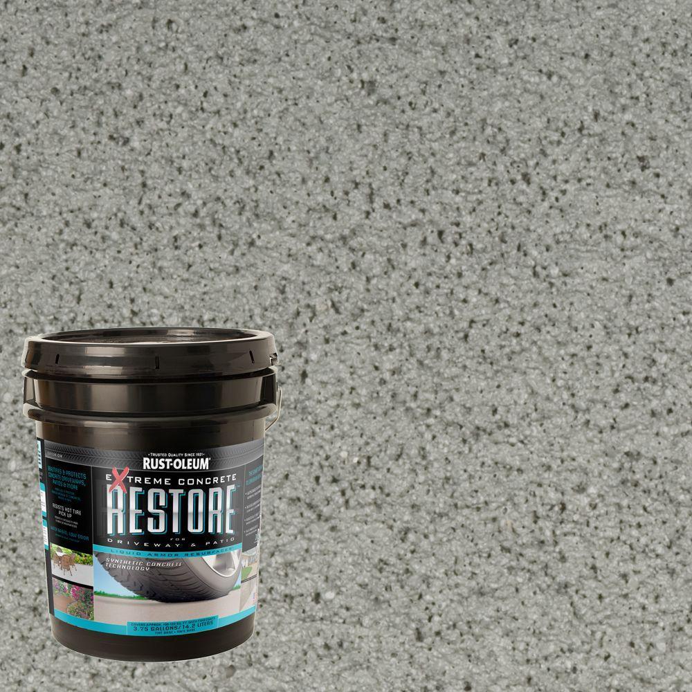 Rust-Oleum Restore 4 gal. Granite Liquid Armor Resurfacer
