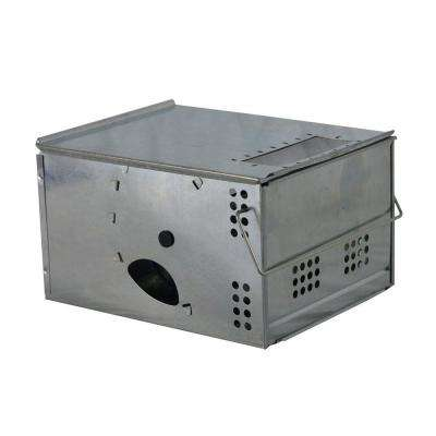 Humane Multi-Catch Automatic Repeater Mouse Trap