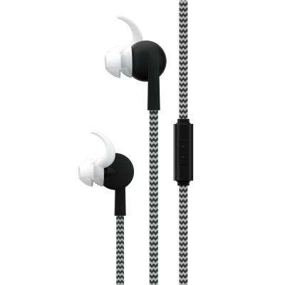 Wired Earbuds in Black